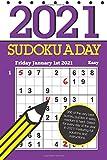Sudoku a Day 2021