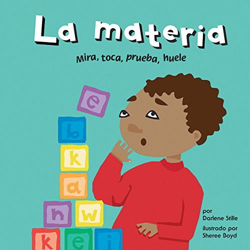 La materia audiobook cover art
