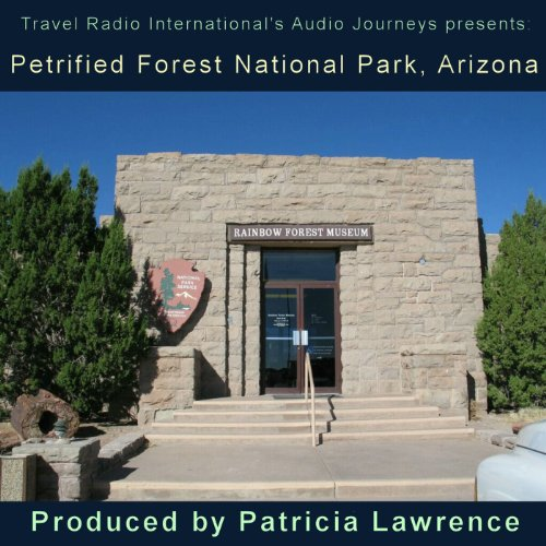 Petrified Forest National Park, Arizona audiobook cover art