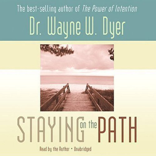 Staying on the Path  audiobook cover art