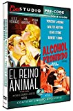 El Reino Animal + Alcohol Prohibido [DVD]