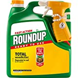 Roundup 19017 Fast Action Weedkiller 3L