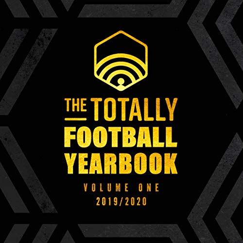 The Totally Football Yearbook cover art