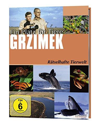 Grzimeks Ein Platz für Tiere - Rätselhafte Tierwelt