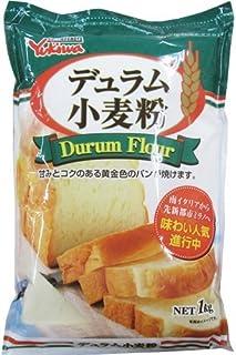 雪和食品 デュラム小麦粉チャック付 1kg×10袋