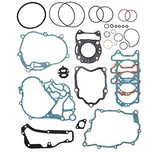 ARTEIN - Guarnizione motore Maxiscooter adattabile per Piaggio 125 Beverly 2007, X7i 2007-APRILIA 125 SCARABEO 20062007, SPORT CITY 2007 (tasca completa) (motore iniezione)