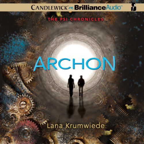 Archon audiobook cover art