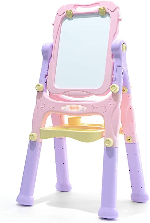 LFIM - Lavagna da Disegno per Bambini con Staffa Magnetica per dipingere a Coloreei, per Bambini da 1 a 3 Anni