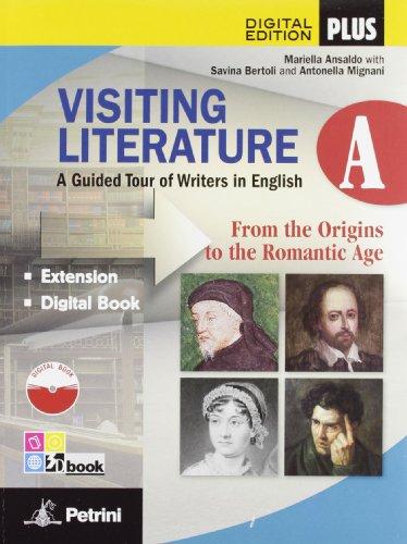Visiting literature. Per le Scuole superiori. Con DVD-ROM. Con e-book. Con espansione online [Lingua inglese]: Vol. 1