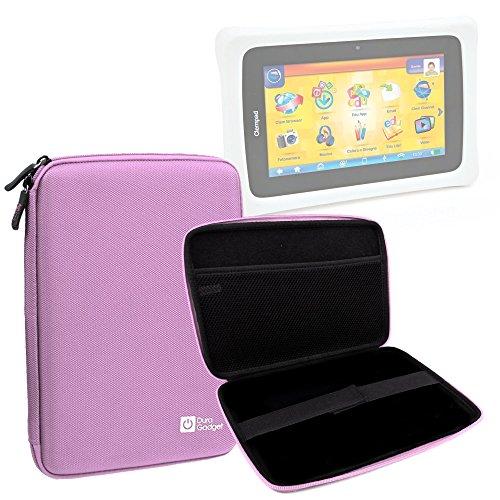 DURAGADGET Custodia Rigida Rosa per Tablet Clementoni Clempad 4.4/5.0/5.0 XL / 6.0/6.0 Plus / 7.0 - Non Adatto a Clempad 8-8 Plus
