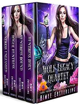 Wolf Legacy Quartet by [Aimee Easterling]