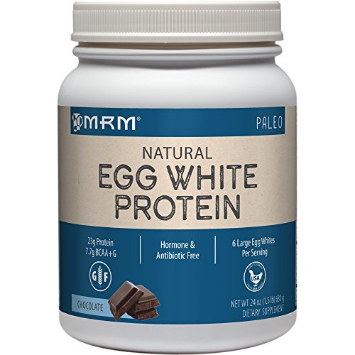 MRM Natural Egg White Protein Powde…