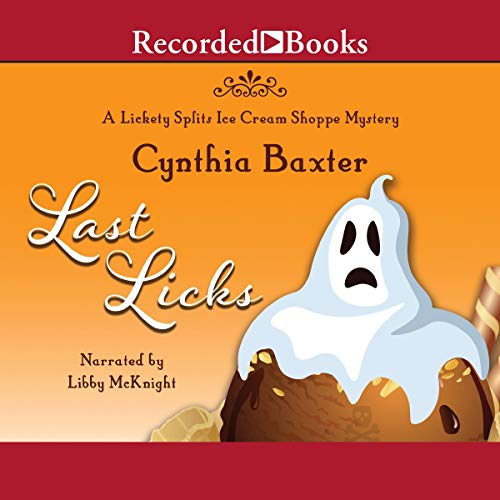 Last Licks audiobook cover art