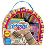 Alex-Friends4Ever Kit de Pulseras de la Amistad, Multicolor (737WX)