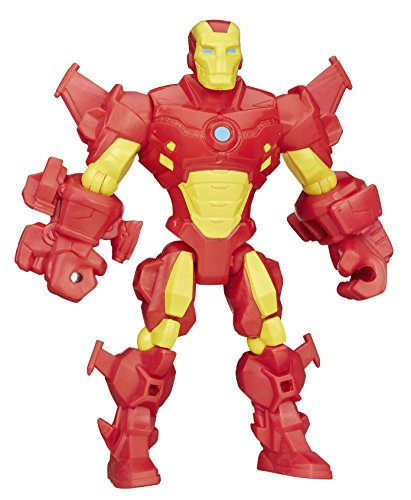 Marvel - Avengers Hero Mahers, Action Figure di Iron Man