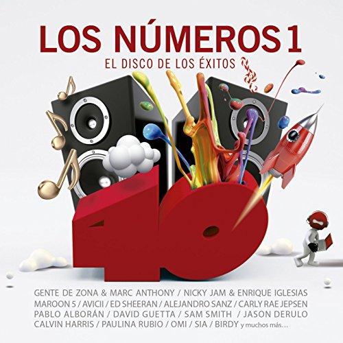 Los números 1 de 40 Principales (2015) [Explicit]