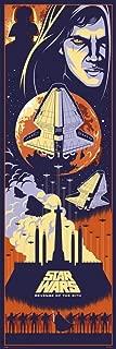 Star Wars: Episode III - Revenge of The Sith - Door Movie Poster (Anakin Skywalker/Darth Vader - Pop-Art Design) (Size: 21 x 62 Inches)