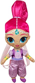 Sambro SHI-Y17-9144-1 Shimmer and Shine 3D Character Backpack, Multi-Colour