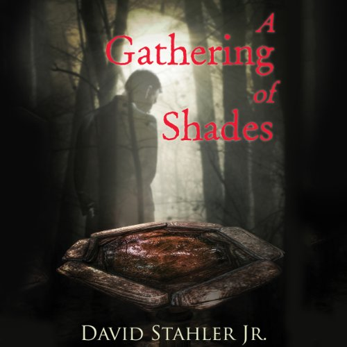 A Gathering of Shades audiobook cover art