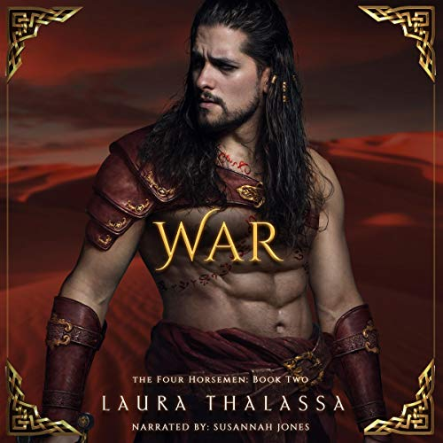 War Audiobook By Laura Thalassa cover art