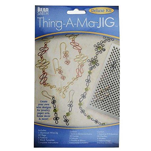 1/Set /Placa para enroscar alambre Thing-A-Ma-Jig/ 11,5/x 14/cm
