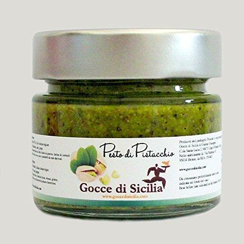 Gocce di Sicilia - Pesto di Pistacchio 70% - 90 gr