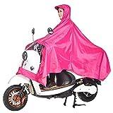 Impermeabile antivento per moto Scooter Impermeabile Felpa con cappuccio da pioggia Cappotto Uomo Donna Giacca da ciclismo Poncho Impermeabile Mantella