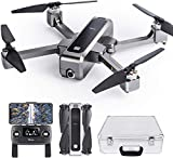 Potensic D88 Foldable Drone, 5G WiFi FPV Drone with 2K Camera, RC...