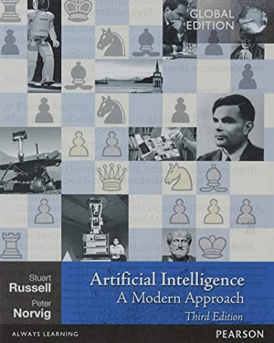 Artificial Intelligence A Modern Approach Global Edition product image