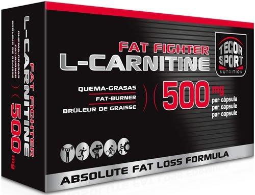 L-Carnitine 500mg por cápsula.