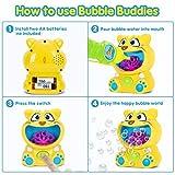 Immagine 2 renfox macchina per bolle bambini