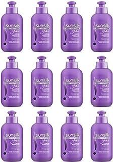 12 Creme Sunsilk Liscio Perfetto crema per capelli lisci riduce l'effetto crespo