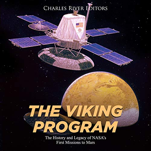 The Viking Program audiobook cover art