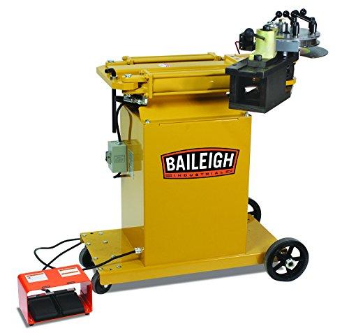 Baileigh RDB-150 Hydraulic Rotary Draw Tube Bender, 110V, 2' Mild Steel...