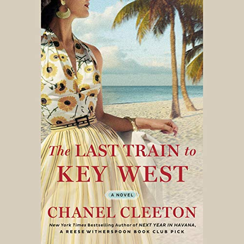 Page de couverture de The Last Train to Key West