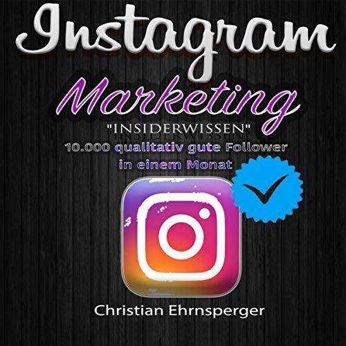 """Instagram Marketing """"Insiderwissen"""" Titelbild"""