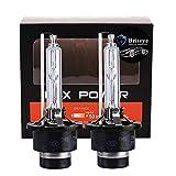 Briteye(まぶしい) ヘッドライト D4S HID バルブ 35W 高品質 純正交換用 バルブ 6500K 12V 車用(2個入り)