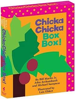 Chicka Chicka Box Box!: Chicka Chicka Boom Boom; Chicka Chicka 1, 2, 3 (Chicka Chicka Book, A)