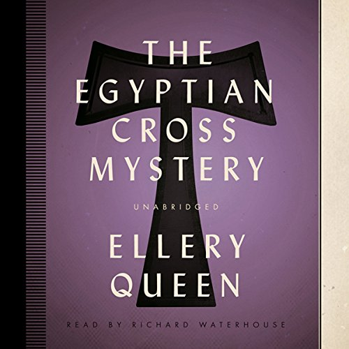 The Egyptian Cross Mystery  Audiolibri