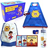 Big Brother Gift Set For Toddler Boys - 6-Pieces Superhero Package for Older Sibling - Hero Costume...