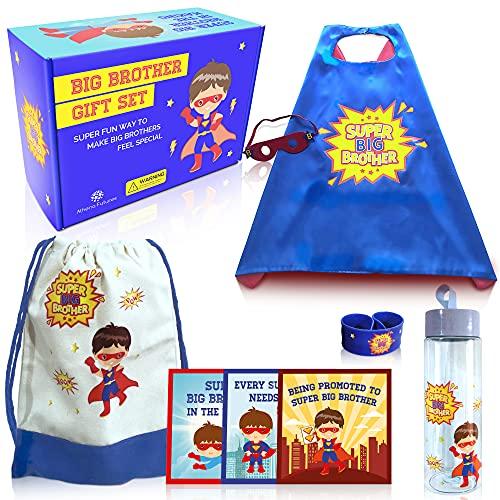 Big Brother Gift Set For Toddler Boys