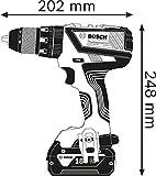 Immagine 2 bosch professional sistema 18v trapano
