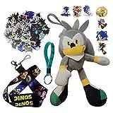 Pegatina Sonic Un juego completo de muñeco de ratón supersónico sonic Super Sonic 2 peluche Tarsnak ...
