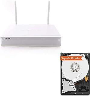 ezviz CS-x5C-4eu/1T 4Canales con Disco WiFi HDMI VGA