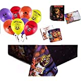 Fat CAT Sales Five Nights at Freddy's Party Supplies