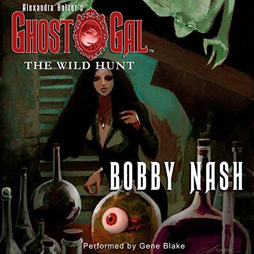 The Wild Hunt audiobook cover art