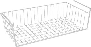 Blanco 28 x 8 x 28 cm Medidas Rayen Cesta Colgante para la Ducha