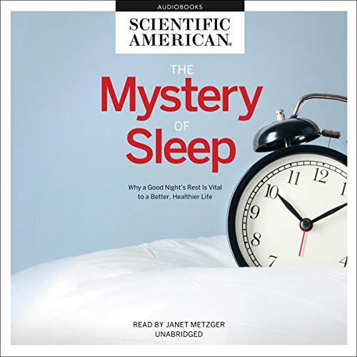 The Mystery of Sleep cover art