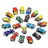 EUTOYZ Geschenke für Jungen ab 2-6 Jahre Junge Spielzeug, Spielzeugautos ab 2-6 Jahren Spielzeugauto für Kinder Kleinkinder Spielzeug für Jungen 2-6 Jahre Weihnachts Geschenke für Kinder ab 3-12 Jahre -