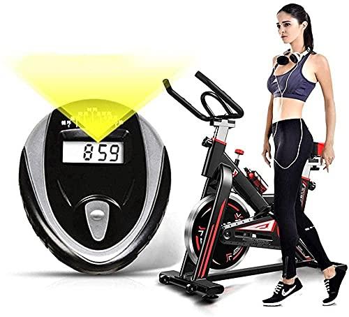 Bicicleta Interna - Carrito de Cardio - Cinturones silenciosos - Entrenamiento estacionario - Bicicletas robustas